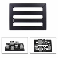 High Quality Pedal Board/Rack Setup for Electric Guitar Effects Pedal Case