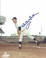 Whitey Ford 8 x10 Autographed Signed Photo ( Yankees HOF ) REPRINT