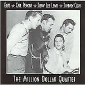 The Million Dollar Quartet - Elvis Presley and Carl Perkins NEW AND SEALED .