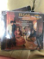 Elgar: Enigma Variations/cockaigne & Froissart Overtures - CD - **Mint**