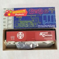 Roundhouse #1206 HO Scale Santa Fe ATSF 19620 Large Door Box Train Car