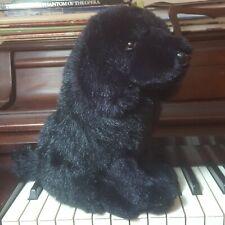 New ListingGanz Newfoundland plush black dog