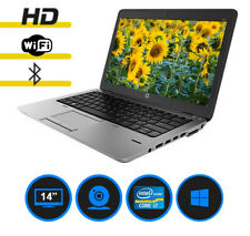 "HP EliteBook 840 G1 i3-4010U 1.9GHz 8GB 240GB SSD 14"" HD+ VGA DP Windows 10"