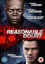 Reasonable Doubt (DVD) (NEW AND SEALED) (REGION 2) (FREE POST)