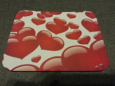 Valentines Day  Mouse Pad Hearts