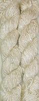 1Kg. Himalaya Recycled Natural Color Soft Sari Silk Yarn Knit Woven 10 Skeins