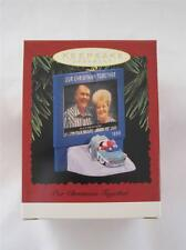1996 Hallmark Keepsake Ornament Our Christmas Together Photo Holder QX5804 NIB