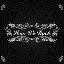 *CHI* How We Rock by Various Artists (CD, Jul-2002, Burning Heart)