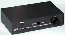 TC-740A   Mike/Line/Phono Preamp w/ PREMIUM AC Adaptor