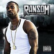 Street Cinema [PA] by Ransom (Jersey City) (CD, Jun-2008 Babygrande Records) NEW