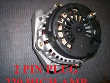 HIGH AMP ALTERNATOR CHEVROLET EXPRESS GMC SAVANA VANS 6.6L V8 Diesel 2007-2008