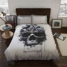 Cotton Blend Skull Bed Linens & Sets
