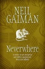 Neverwhere by Neil Gaiman (Paperback, 2005)