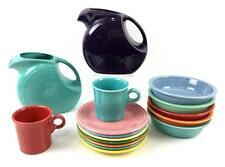 (16) Fiesta Ceramic Dishes Lot 1428