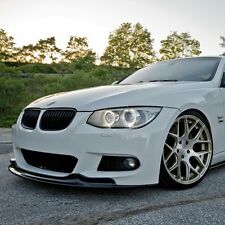 BMW E92 E93 3 Series 328 335 M Sport Carbon Fiber Front Lip Spoiler 2011 - 2013