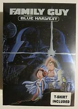 Family Guy Presents Blue Harvest Special Edition DVD New Sealed