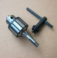 Drill Chuck 0.5 to 6.5mm for 8mm Watchmaker Lathe