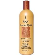 Rinju Beaute Reelle Body - Hand Lotion 16 oz (Pack of 5)