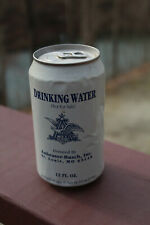 12 OZ Drinking Water Donated by Anheuser-Busch My 15 1999 Full