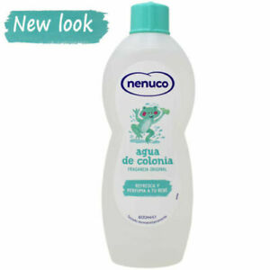 Nenuco Auga De Colonia Cologne Baby Children Adult Bebe Nino 20.3 oz / 600 mL