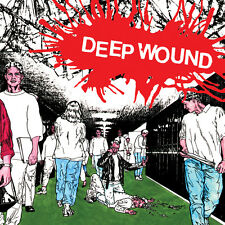 Deep Wound - Deep Wound LP *PUNK* *J MASCIS* *LOU BARLOW*