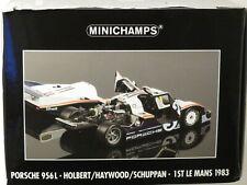 Minichamps 1/18 Porsche 956 L  Winner Le Mans 24 Hrs 1983