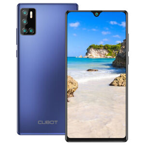 6,2 Zoll Cubot P40 4GB+128GB Handy 20MP Android 10 NFC Smartphone 4G Dual Sim