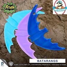 Batman Classic TV Series Accessories Set of 3 Batarang Accessories