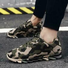 Men Camouflage Running Shoes Breathable Athletic Sports Sneakers Outdoor fashion