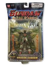 Gundam Battle Scarred Dragon Gundam Action Figure Sealed Mobile Fighter Suit