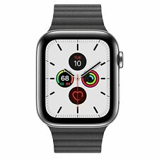 CUST Apple Watch Series 3 or 4 (38mm-44mm) (GPS + Cellular) Stainless Steel 16GB