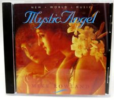Mike Rowland ♫ Mystic Angel ♫ New World Music ♫ CD