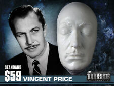 NEW Vincent Price (young) LIFE-SIZE Life Cast Life Mask in Lightweight Resin
