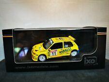 Renault Clio Maxi #11 Rally Rouerque 1995 Jordan Ixo RAC 157 1/43