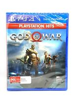 Brand New Sony Playstation 4 PS4 Game God Of War Free Post Action Game