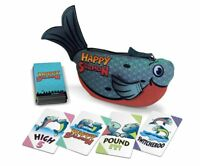 Blue Happy Salmon High-Fivin' Fin-Flappin' Card Game North Star Games NSG 601