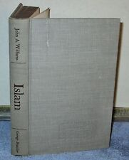 Vintage Book - Great Religions of Modern Man - ISLAM 1961 George Braziller