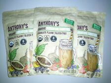 Anthony's Organic Superfood Chia Seed Cocoa Chocolate Smoothie Mix 24 oz 681 g