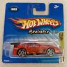 2005 Hotwheels Ferrari 575 GTC Red Rosso! Mint! MOC!