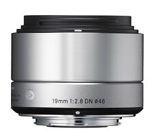 Sigma 19mm DN Lens for Micro Four Thirds Cameras