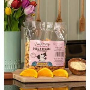 Betty Millers Grain Free Duck and Orange Bones 400g - 261384