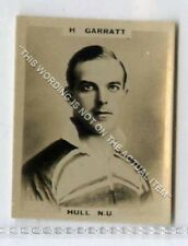 (Gb6394) RUGBY, PHILLIPS, PINNACE, #1010, H.Garratt, Hull NU 1922 EX