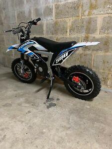 500W 24V Eco Forca Elektrobike Dirtbike Crossbike