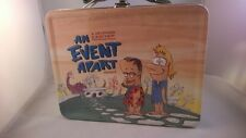 The Flintstones An Event Apart Zeldman Meyer Collectors Metal Lunch Box 2014