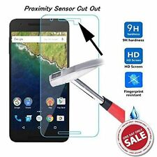 NEW TEMPERED GLASS FILM SCREEN PROTECTOR FOR GOOGLE NEXUS 6