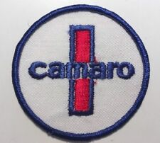 "Vintage ""Chevrolet Camaro"" Unused Patch 1970s Car Chevy Automobile Made in USA"