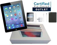 Apple iPad 3 (OPEN BOX) 16/32GB Wi-Fi/Verizon Black +Bundle/Free 2-Day Shipping!