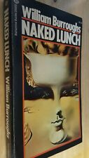 Naked Lunch, William Burroughs. Vintage Paperback. 1st Edition Ballantine. Nice!