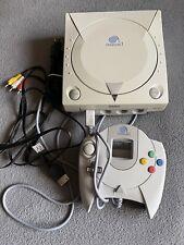 SEGA Dreamcast Spielekonsole 100% Funktionsfähig!!!