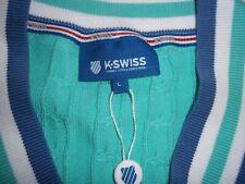 Kswiss Large V Neck Sweater